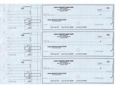 Manual Checks Business 300 Blue