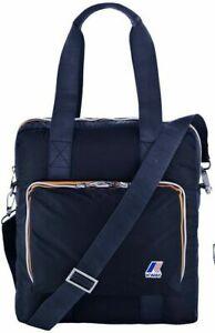 Borsa Spalla e Tracolla Donna  K-Way Bag Woman K-Pocket Small N/S Shopper K13...