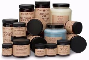 Premium Organic Butters 100% Pure RAW Fresh Natural Cold Pressed Skin Body Hair