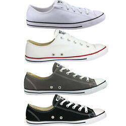 Converse All Star Chuck Taylor Dainty Ox Schuhe Sneaker Damen diverse Farben