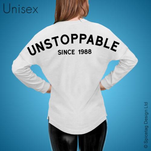 Personalised Drop Shoulder T-shirt Dream Jersey Oversized Top Pom Pom Tshirt T