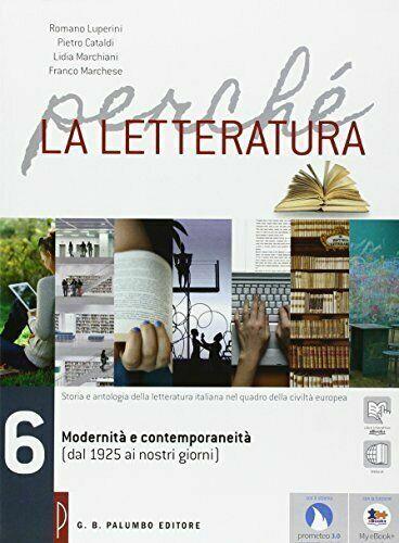 ISBN 9788868891916 PERCHÉ LA LETTERATURA 6