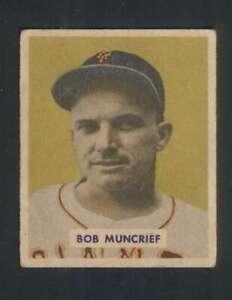 1949-Bowman-221-Bob-Muncrief-VGEX-RC-Rookie-Pirates-104335