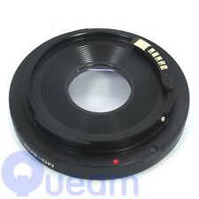 Optical Adjustable AF Confirm Minolta MD MC Lens to Canon EOS EF Mount Adapter