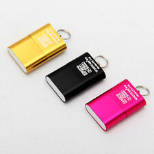 1xHigh Speed Mini USB 2.0 Micro SD TF T-Flash Memory Card Reader Adapter Fashion