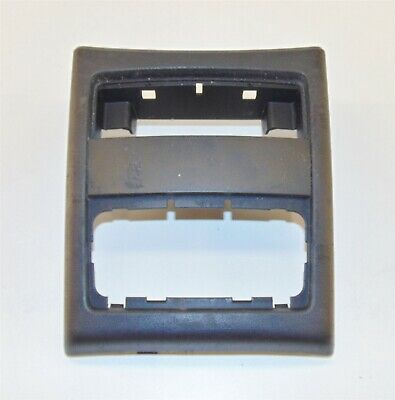 Genuine BMW Rear Center Conole Armrest AshTray BLACK E90 E91 323 325 328 335
