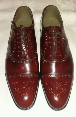 Pointure Northampton Webb George 46 Eu Chaussures 12f Lacets Uk Angleterre De Richelieus O4wwqF0