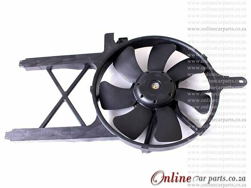Nissan Navara 4.0 V6 Pathfinder 4.0 V6 2005- 24V 198KW VQ40DE Radiator Fan Assembly