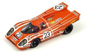 Spark Modèle 1:43 S43lm70 Porsche 917 L N ° 23 Vainqueur Lm70 Herrmann / attwood Nouveau