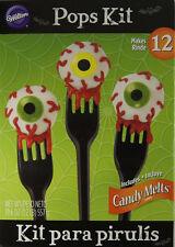 Eyeball No Bake Halloween Pops Kit from Wilton #0700- NEW