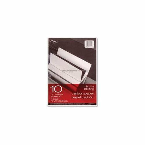 """Mead Copy /& Multipurpose Paper 10 // Pack 8.50/"""" X 11/"""" Letter White Mill"""