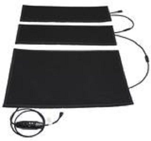 Commercial Snow Melting Heated Walkway Mat 120V 310 Watts 2/'x 5/' Connectable