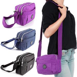 Women-039-s-Nylon-Casual-Shoulder-Bag-Crossbody-Bags-Casual-Messenger-Bags-Handbag