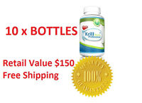 Wholesale Red Krill Oil - 10 Bottles -1200mg -600ct- Free Shipping Mega Deal