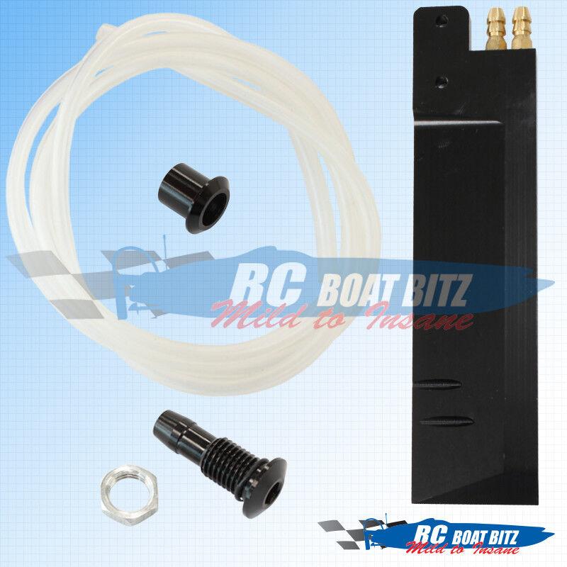 Proboat UL-19 Dual outlet rudder kit PB126K