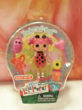 MINI LALALOOPSY PLUM FLITTER FLUTTER DOLL BUTTERFLY #14 SERIES 17 BUG COLLECTION