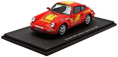 Porsche 964 Carrera 4 World Tour 1994 1 43 Model SPARK MODEL