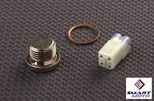 Oxygen lambda o2 sensor eliminator kit Kawasaki VN 1700 Voyager//Classic