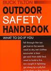 Outdoor Safety Handbook by Buck Tilton (Paperback, 2005)