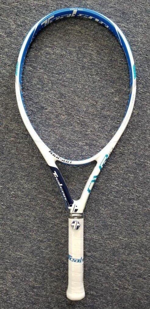 Toalson OVR 117 16x19 Tennis Free Racquet FREE STRINGING Free Tennis Strings 9d1ab7