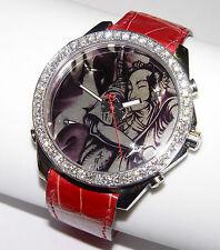 Jacob & Co Five Time Zone Diamonds watch Graffiti Peaceful Warrior 45MM
