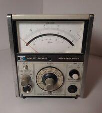 Hewlett Packard Power Meter 435b