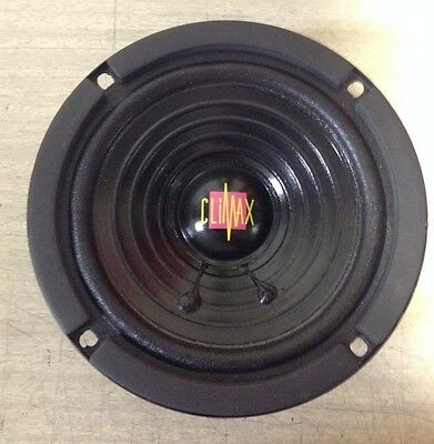 "Climax 4"" Sealed Back Midrange Speaker"