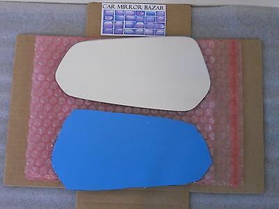 2010-2015 CHEVROLET CAMARO Mirror Glass Passenger Side RH D293R Adhesive Pad