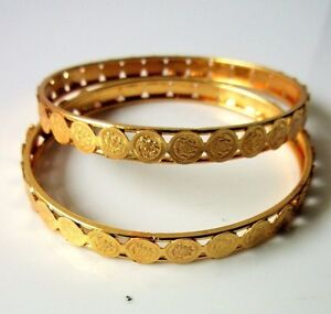 Indian Bollywood Gold Plated Bracelets