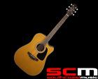 RRP$799 Takamine GD30CE NAT Dreadnought Acoustic-Electric Guitar w/ Pickup Natu