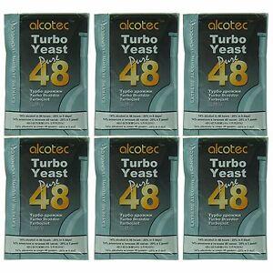 Alcotec-48-Hour-Turbo-Distillers-Yeast-Pack-of-6