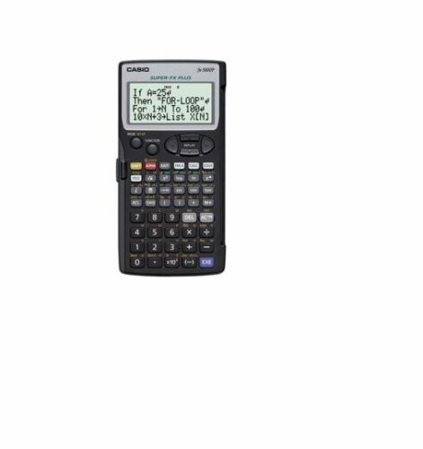 CASIO Programmable Scientific Calculator FX-5800P