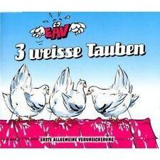 Erste Allgemeine Verunsicherung 3 weisse Tauben (1998; 2 tracks) [Maxi-CD]