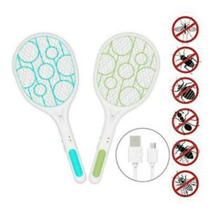Rechargeable-Electric-Fly-Insect-Racket-Zapper-50Hz-Killer-Swatter-Bug-Mosq-P8M6
