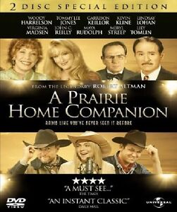 Details About A Prairie Home Companion Dvd 2 Disc Special Edition New Sealed Uk Release