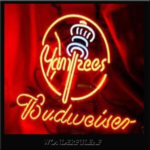 "New York Yankees Beer Light Lamp Neon Sign 20/""x16/"" with HD Vivid Printing"