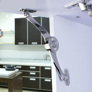 Cabinet-Cupboard-door-Furniture-Lift-up-Strut-Lid-Flap-Stay-Support-Hinge