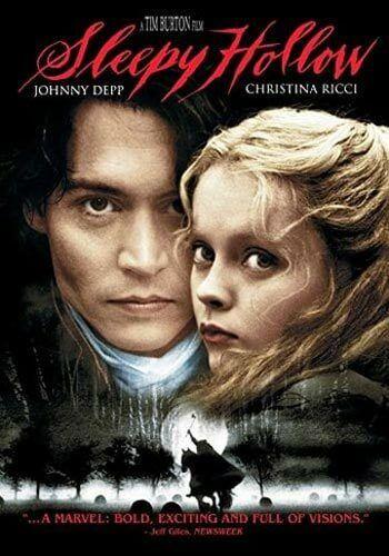 Sleepy Hollow (1999 Johnny Depp) DVD NEW