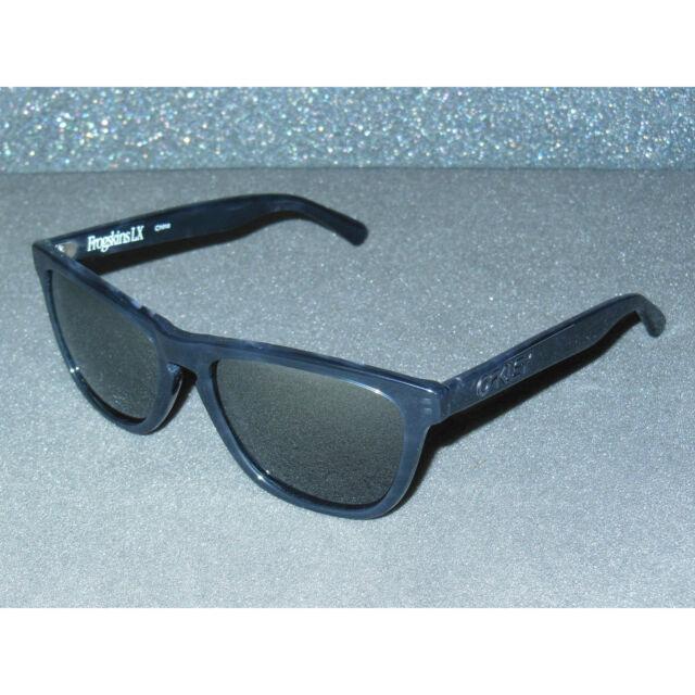 597f223723 Oakley Frogskins Oo2043 08 LX Sunglasses Grey Tortoise Black Iridium F ship