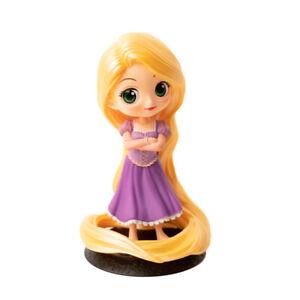 Aimable Banpresto Rapunzel Girlish Charm Q Posket Figure Disney Bambola Pupazzo Larges VariéTéS