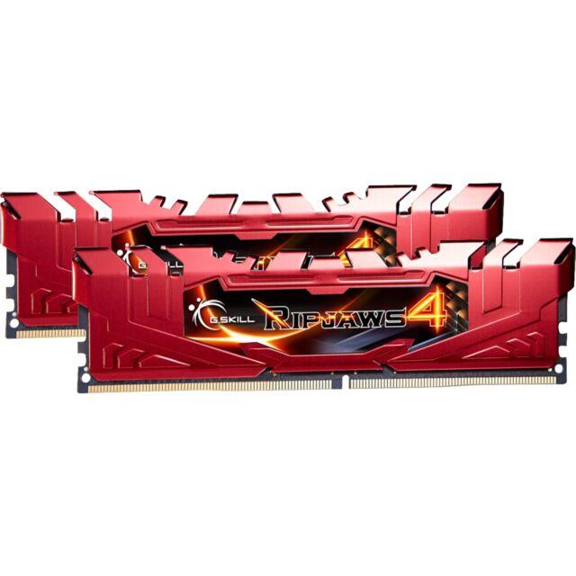 G.Skill DIMM 8 GB DDR4-2133-15 Kit, Arbeitsspeicher, rot
