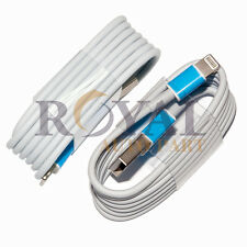 2x USB Lightning Cable Data Sync Charger Cord for Apple iPhone 5 5C 5S 6 6S Plus