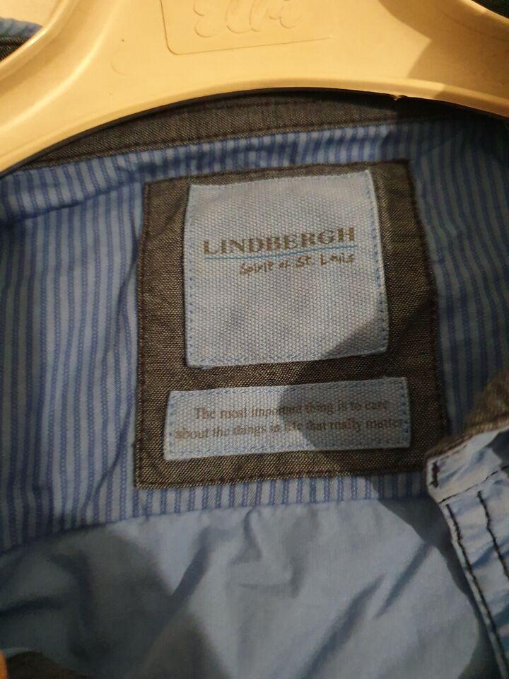 Skjorte, Iceman Lindenbergh minimum, str. XXL