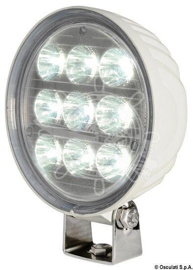 Osculati LED-Scheinwerfer Roll-Bar 150W schwenkbar 150W Roll-Bar 12/24V b55124