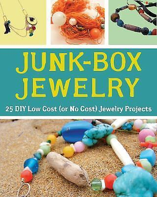 Junk-Box Jewelry: 25 DIY Low Cost (or No Cost) Jewelry Projects-ExLibrary