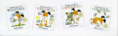 """AS NEW"" Inkpen, Mick, Kipper's Book of Colours, Board book Book"