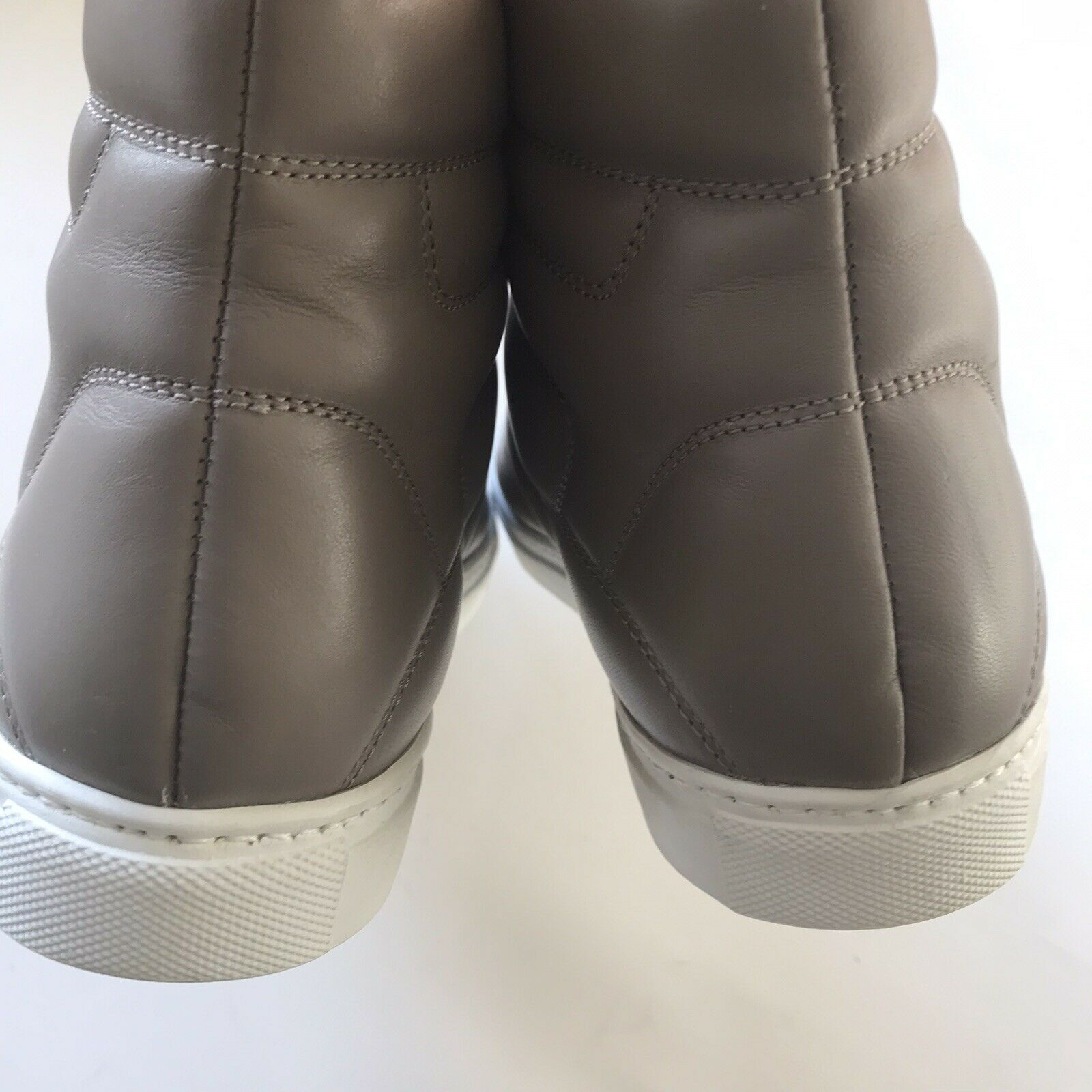 MM6 Martin Margiela Woman's Leather Sneakers Shoe… - image 5