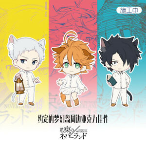 the promised neverland  Yakusoku no Neverland The Promised Neverland Emma Norman Ray ...