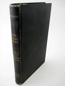 1864-Antique-IRISH-FAMILY-HISTORY-Clanna-Rory-Rudricians-Clan-Eoghan-Eoghanachts