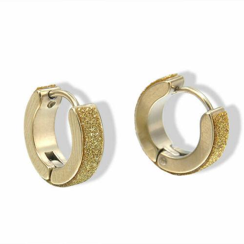 New 925 Small Round Womens Girls Silver Huggie Hoop Hook Earrings Jewellery